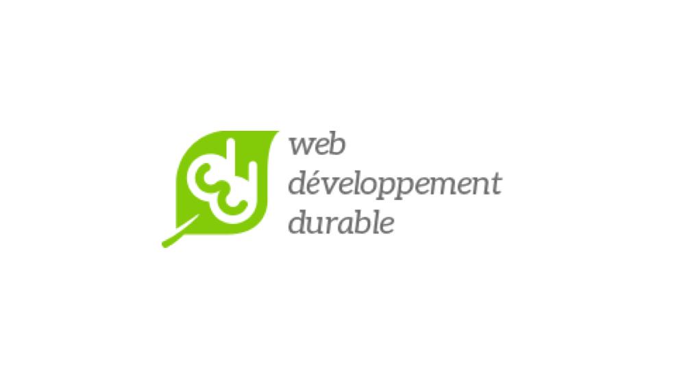Web développement durable