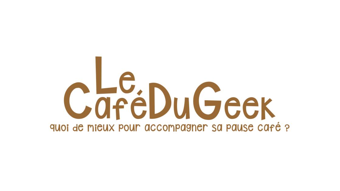 logo le café du geek