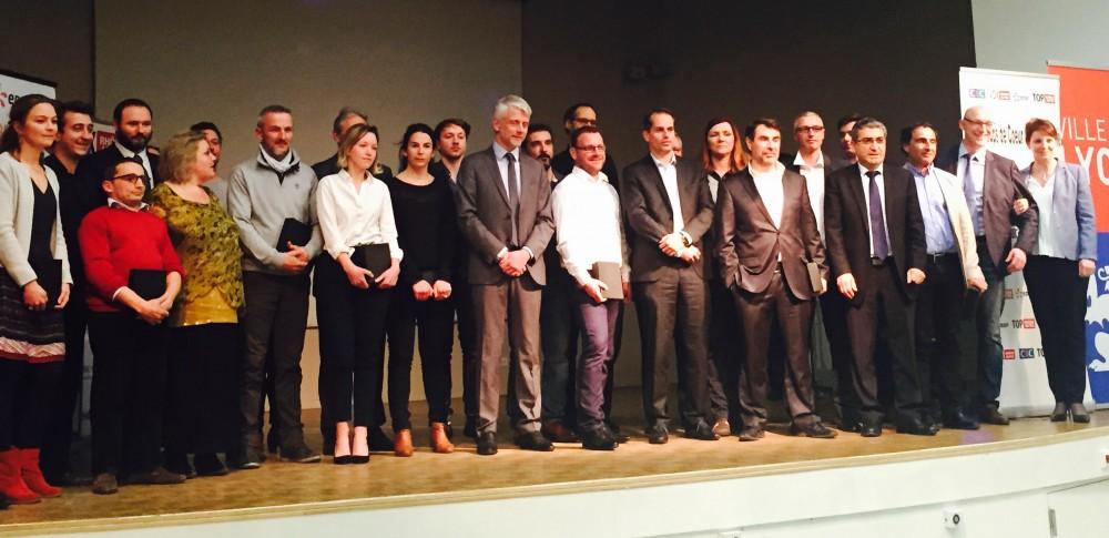 CityLity, lauréate du prix Coup de Cœur de l'Éco2016 !