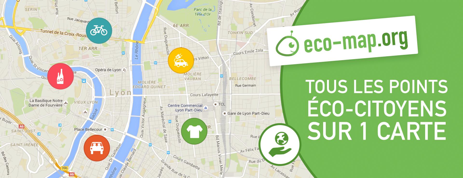 La première carte éco-citoyenne de France enfin disponible !