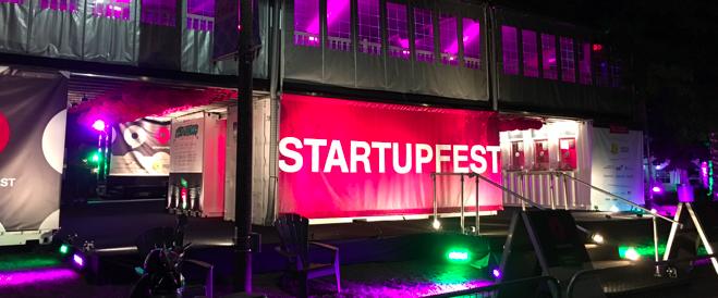 Notre aventure au Canada à l'occasion du Startupfest !
