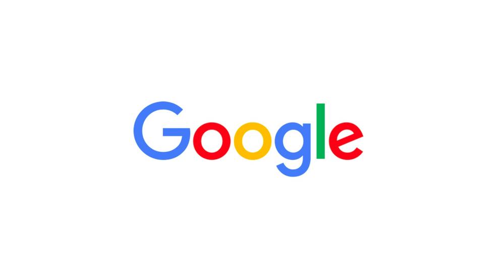 Logo google page événements