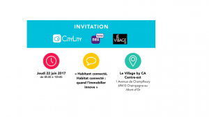 Invitation Le Village