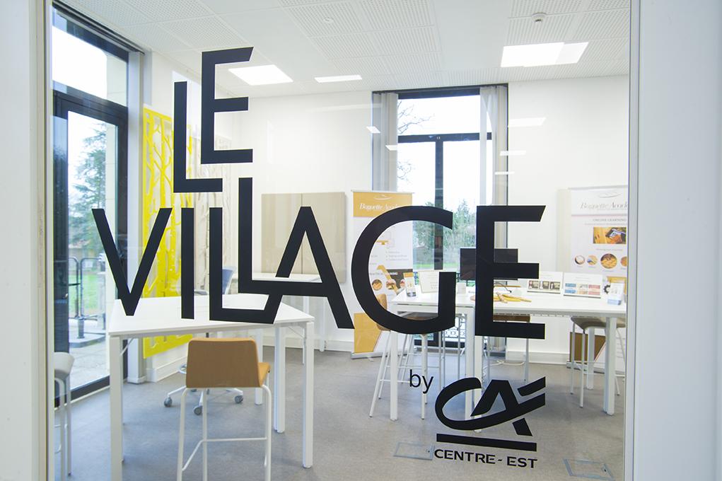 Retour sur l'inauguration du Village by Crédit Agricole Centre-est