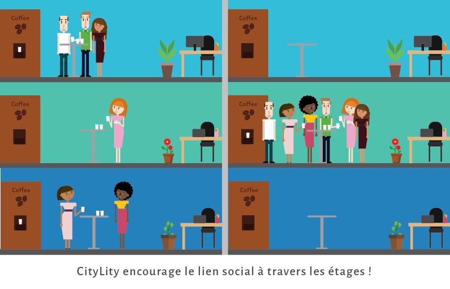CityLity investit l'immobilier tertiaire !