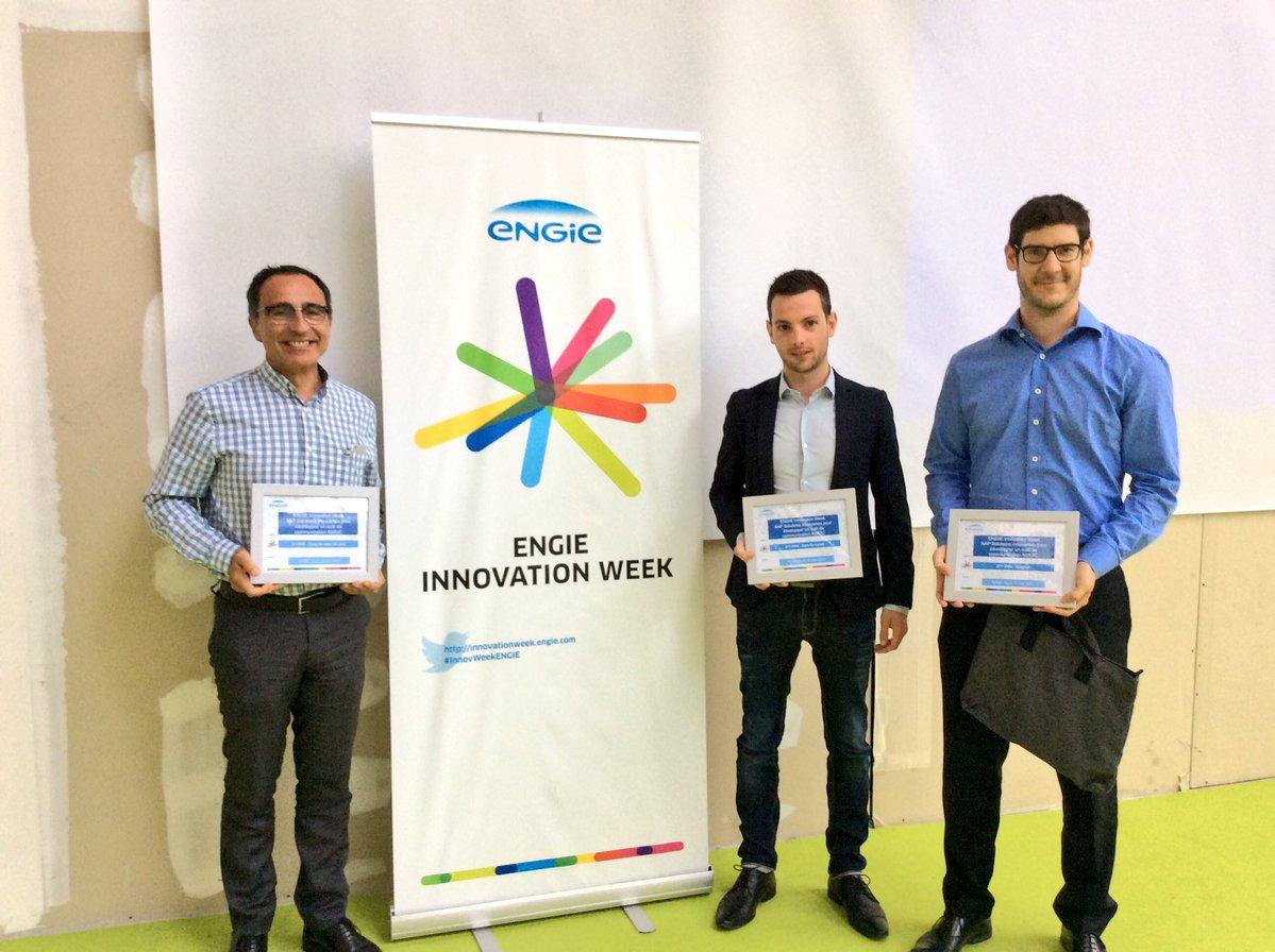 CityLity élue Prix Coup de Cœur du Jury lors d'ENGIE Innovation Week!