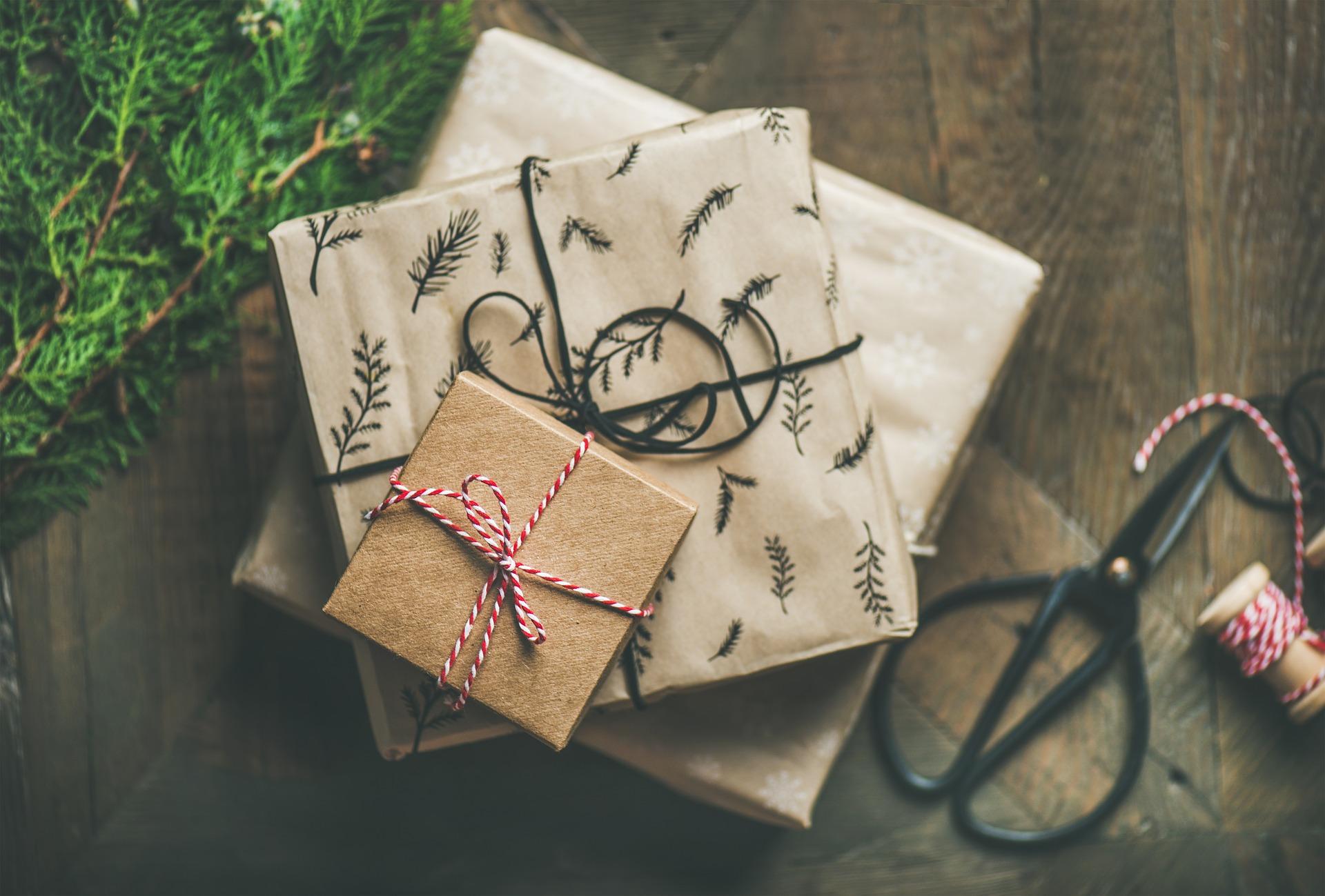 5 astuces pour recycler vos cadeaux de Noël
