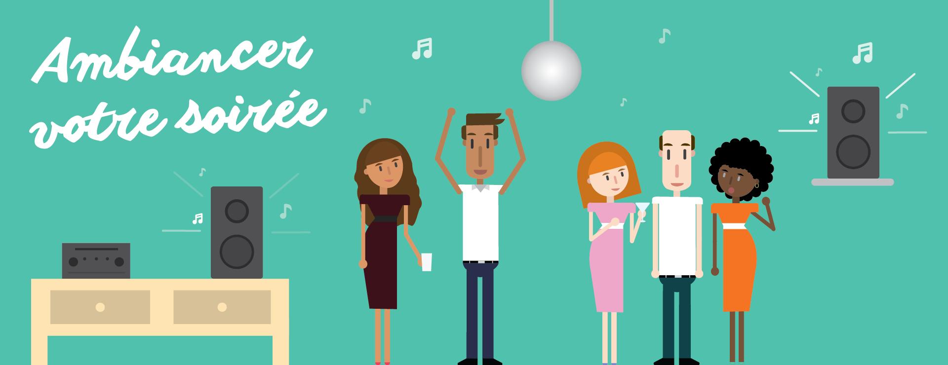 3 étapes pour mettre l'ambiance à votre Fête des Voisins !