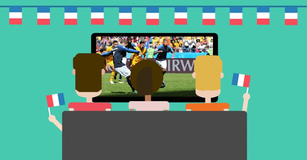 Vivez la coupe du monde avec votre app CityLity